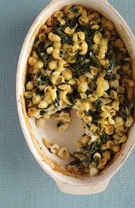 Creamy Spinach Florentine - Vegan Casseroles