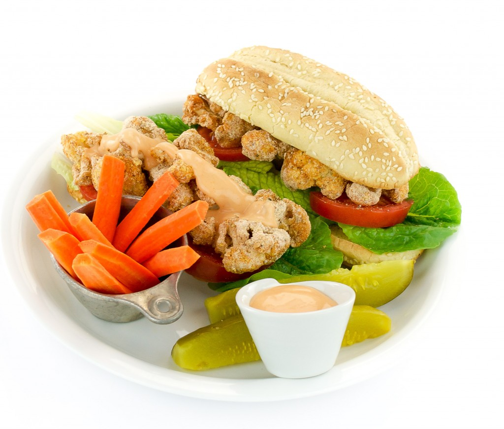 Cauliflower Po Boy4 LR